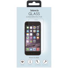 Selencia Protection d'écran en verre durci iPhone SE (2020)