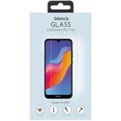 Selencia Protection d'écran en verre durci Huawei Y6 (2019)