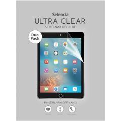Selencia Protection d'écran Clear iPad (2018) / iPad (2017) / Air (2)