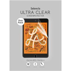 Selencia Protection d'écran Duo Pack iPad mini (2019) / iPad Mini 4
