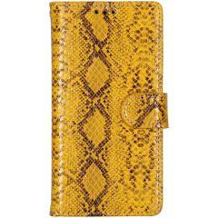 Etui de téléphone imprimé de serpent iPhone X / Xs