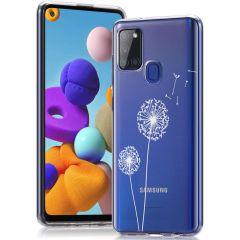 iMoshion Coque Design Samsung Galaxy A21s - Dandelion