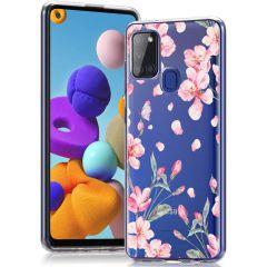 iMoshion Coque Design Samsung Galaxy A21s - Blossom Watercolor