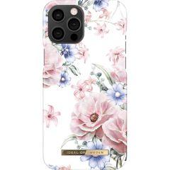 iDeal of Sweden Coque Fashion iPhone 12 Pro Max - Floral Romance