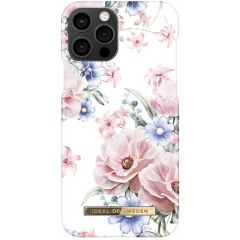 iDeal of Sweden Coque Fashion iPhone 12 (Pro) - Floral Romance