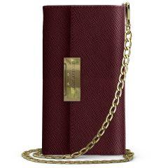 iDeal of Sweden Kensington Clutch iPhone SE (2020) / 8 / 7 / 6(s) - Rouge