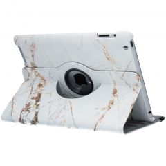 Étui de tablette Design rotatif à 360° iPad 2 / 3 / 4