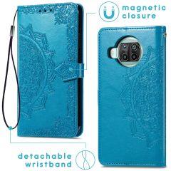 iMoshion Etui de téléphone portefeuille Mandala Xiaomi Mi 10T Lite