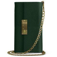 iDeal of Sweden Kensington Clutch iPhone SE (2020) / 8 / 7 / 6(s) - Vert