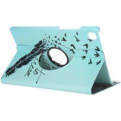 Étui de tablette Design rotatif à 360° Samsung Galaxy Tab A7