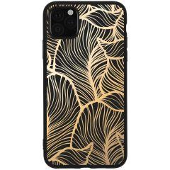 Coque design Color iPhone 11 Pro Max - Golden Leaves