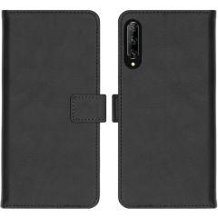 iMoshion Étui de téléphone Luxe Huawei P Smart Pro / Y9s - Noir