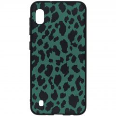 Coque design Color Samsung Galaxy A10 - Panther Illustration