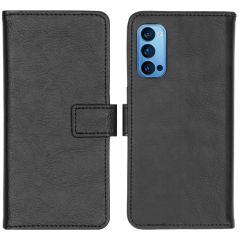 iMoshion Étui de téléphone portefeuille Luxe Oppo Reno4 Pro 5G