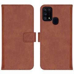 iMoshion Étui de téléphone portefeuille Luxe Samsung Galaxy M31