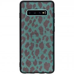 Coque design Color Samsung Galaxy S10 Plus - Panther