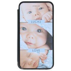 Conceptions portefeuille gel (une face) iPhone 12 Mini