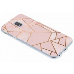 Coque design Samsung Galaxy J3 (2017) - Pink Graphic