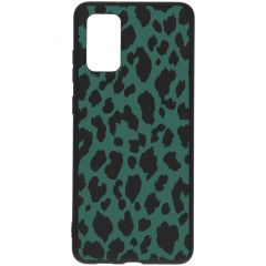 Coque design Color Samsung Galaxy S20 Plus - Panther