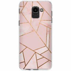 Coque design Samsung Galaxy J6 - Pink Graphic