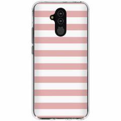 Coque design Huawei Mate 20 Lite - Stripes Pink