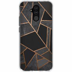 Coque design Huawei Mate 20 Lite - Black Graphic