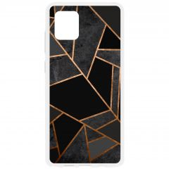 Coque design Samsung Galaxy Note 10 Lite - Black Graphic