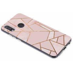 Coque design Huawei P20 Lite - Pink Graphic