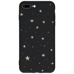 Coque design Color iPhone 8 Plus / 7 Plus - Gold Stars