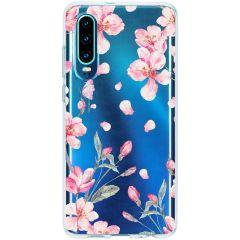 Coque design Huawei P30 - Blossom