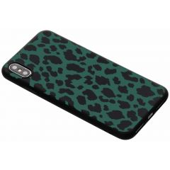 Coque design Color iPhone Xs Max  - Panther