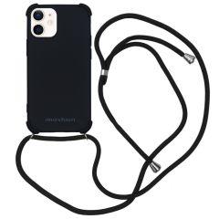 iMoshion Coque Color avec cordon iPhone 12 Mini