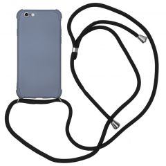 iMoshion Coque Color avec cordon iPhone 6 / 6s