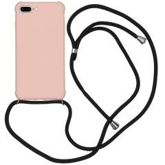 iMoshion Coque Color avec cordon iPhone 8 Plus / 7 Plus