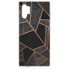 Coque design Samsung Galaxy Note 10 Plus - Black Graphic