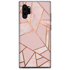 Coque design Samsung Galaxy Note 10 Plus - Pink Graphic