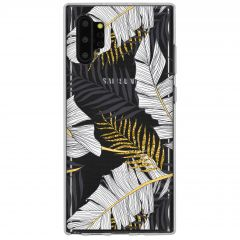 Coque design Samsung Galaxy Note 10 Plus - Glamour Botanic