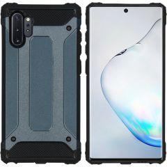 iMoshion Coque Rugged Xtreme Samsung Galaxy Note 10 Plus - Bleu foncé