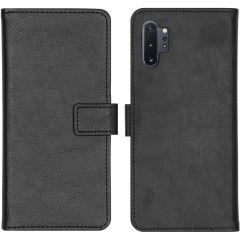 iMoshion Étui de téléphone Luxe Samsung Galaxy Note 10 Plus - Noir