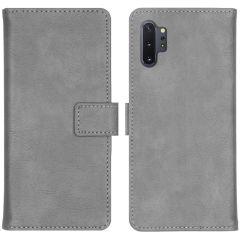 iMoshion Étui de téléphone Luxe Samsung Galaxy Note 10 Plus - Gris