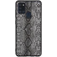 Coque rigide Samsung Galaxy A21s  - Snake