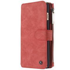 CaseMe Étui luxe 2-en-1 à rabat iPhone 6 / 6s - Rouge