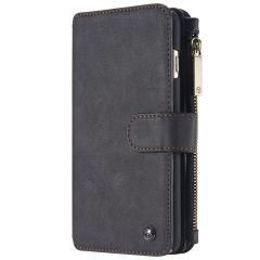 CaseMe Étui luxe 2-en-1 à rabat iPhone 6 / 6s - Noir