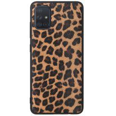 Coque rigide Samsung Galaxy A71 - Leopard