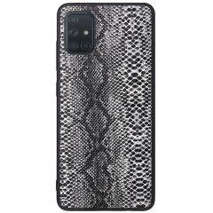Coque rigide Samsung Galaxy A71 - Snake