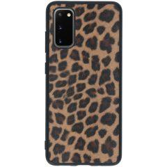 Coque rigide Samsung Galaxy S20 - Leopard