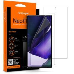 Spigen Protection d'écran Neo Flex Duo Pack Galaxy Note 20 Ultra