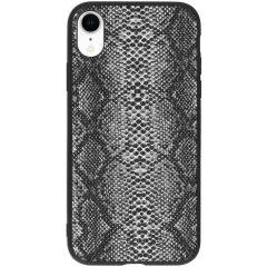 Coque rigide iPhone Xr - Snake