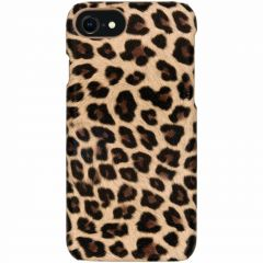 Coque au motif léopard iPhone SE (2020) / 8 / 7 - Brun