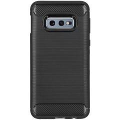 Coque brossée Samsung Galaxy S10e